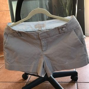 Banana Republic Ryan Fit shorts size 8